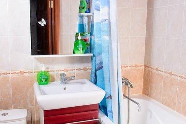 Апартаменты Строитель - фото 14