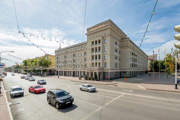 Гостиничный Комплекс Башкирия - фото 22