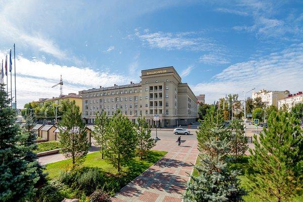 Гостиничный Комплекс Башкирия - фото 23