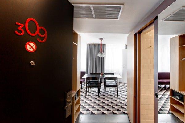 AZIMUT Отель Уфа - фото 20
