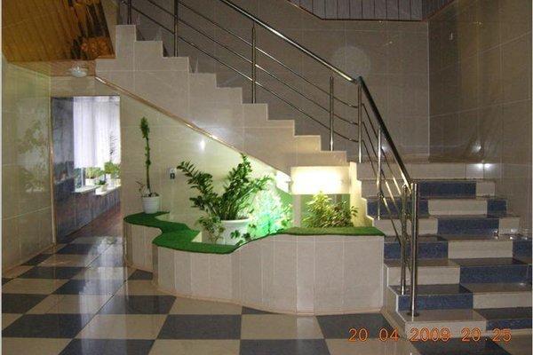 Отель Радуга - фото 15