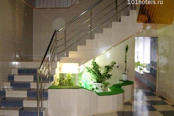 Отель Радуга - фото 16