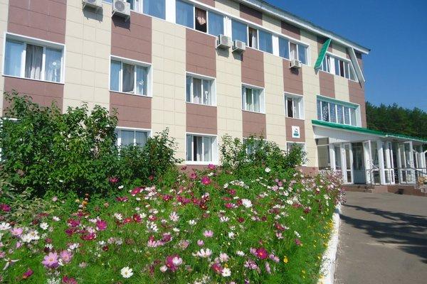 Отель Радуга - фото 23