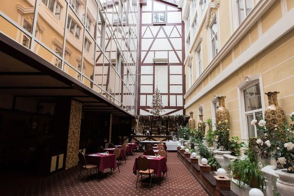 Гостиница Уфа-Астория - 20