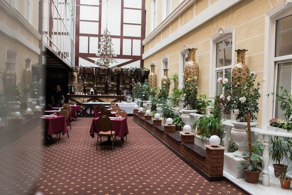 Гостиница Уфа-Астория - 21