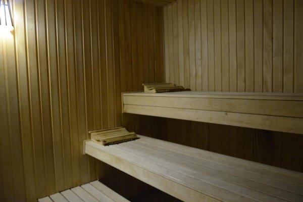 Отель Снежный Барс Чегет - фото 10