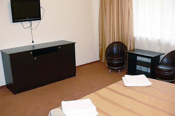 Отель Снежный Барс Чегет - фото 5