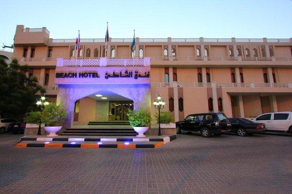 Beach Hotel Sharjah - фото 21