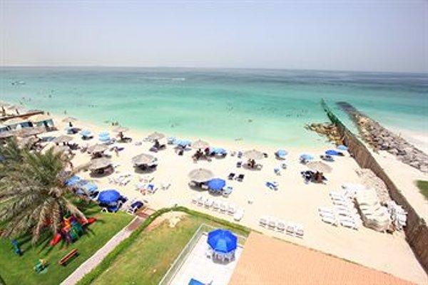 Beach Hotel Sharjah - фото 23