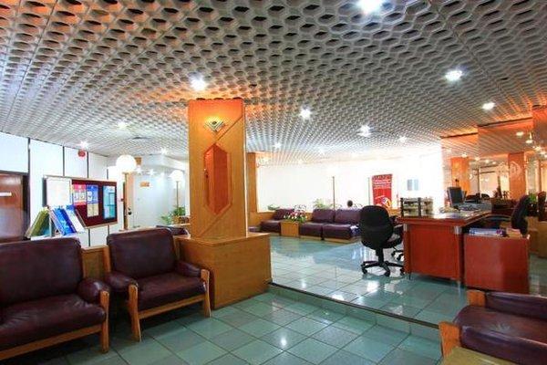 Beach Hotel Sharjah - фото 8