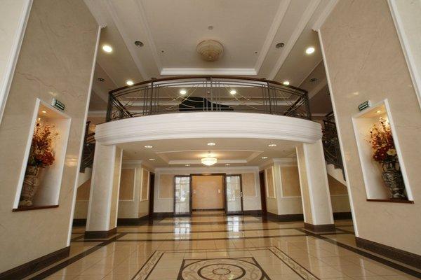 Отель Авалон - фото 16