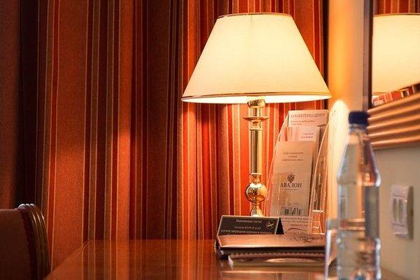 Отель Авалон - фото 9