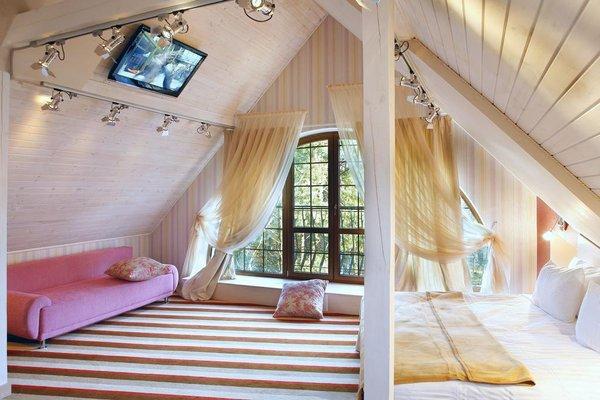 Арт-отель Люмьер - фото 20