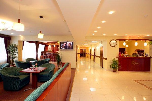 Отель «Раушен» - фото 18