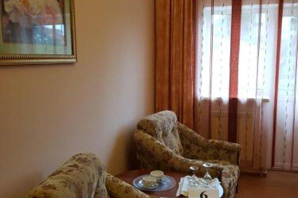 Отель Машук - фото 21