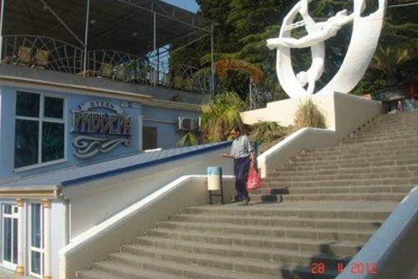 Гостиница Ривьера - фото 11