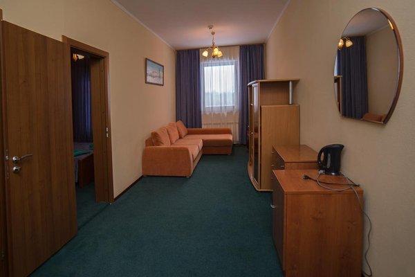 Гостиница Аквилон - фото 21