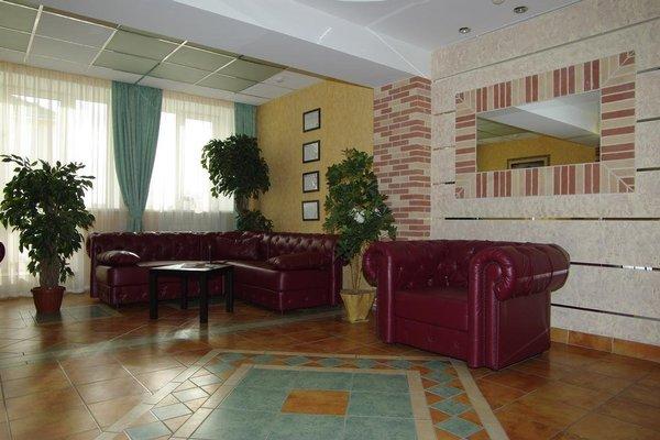Гостиница Урал - фото 13