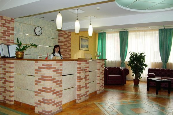 Гостиница Урал - фото 20
