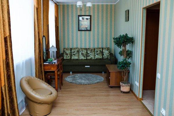 Гостиница Урал - фото 21