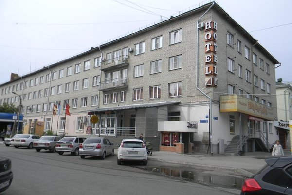 Гостиница Урал - фото 23