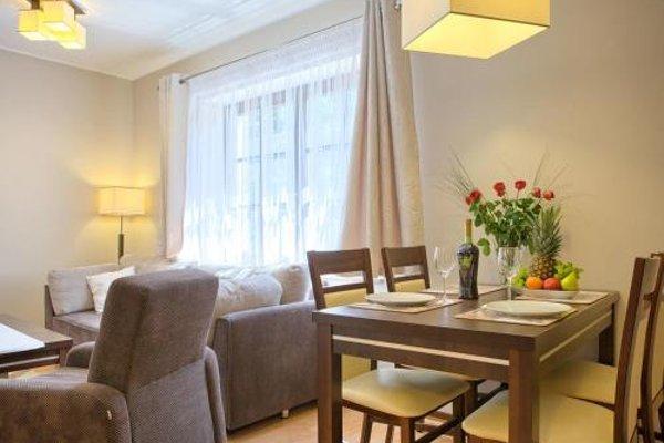 VisitZakopane Sky Apartments - фото 21