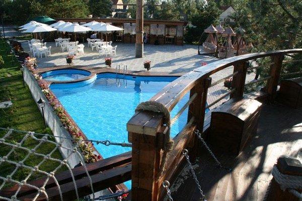 Отель Альтримо - фото 21