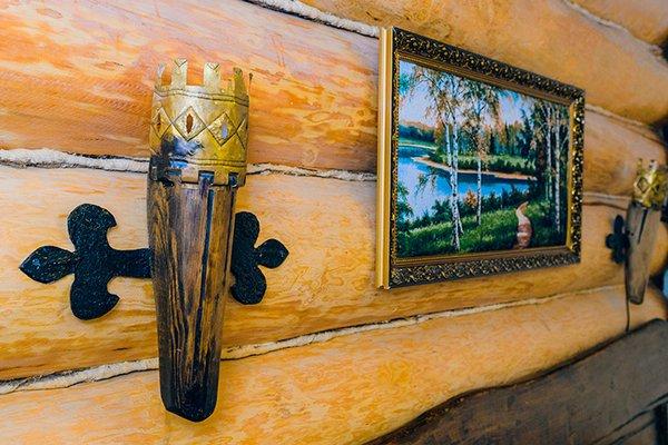 Отель «Усадьба Ромашково» - фото 18