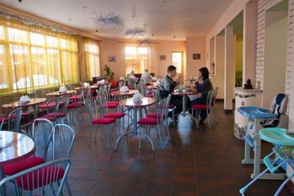 Отель Улиткино - фото 12