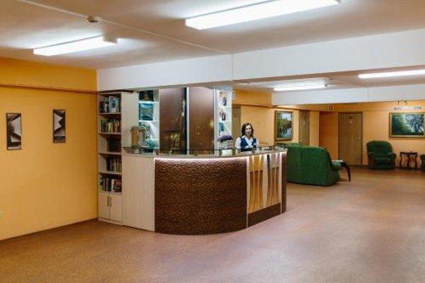 Гостиница Петропавловск - фото 17