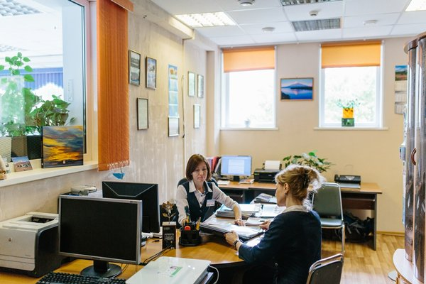 Гостиница Петропавловск - фото 18