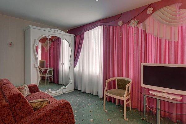 Отель Озеры - фото 10