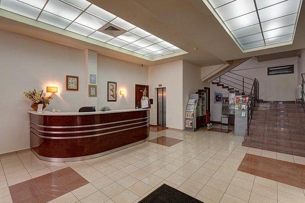 Отель Озеры - фото 19