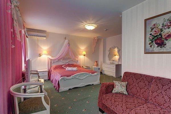 Отель Озеры - фото 5