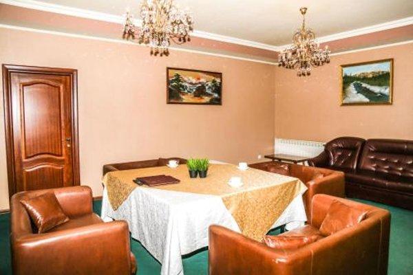 Талнах Отель - фото 12