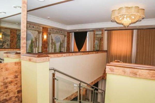 Талнах Отель - фото 15