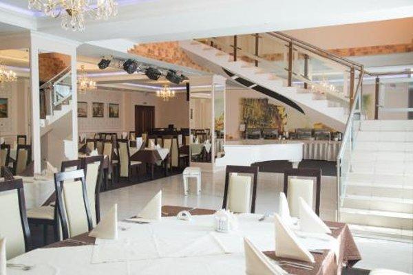 Талнах Отель - фото 5