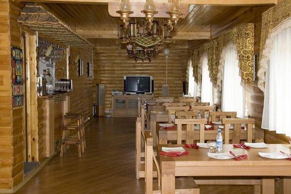Отель Флагман Листвянка - 13