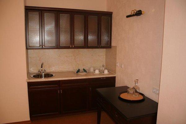 Гостиница Аква Вита - фото 11