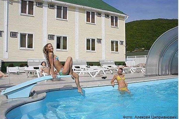 Гостиница Аква Вита - фото 21