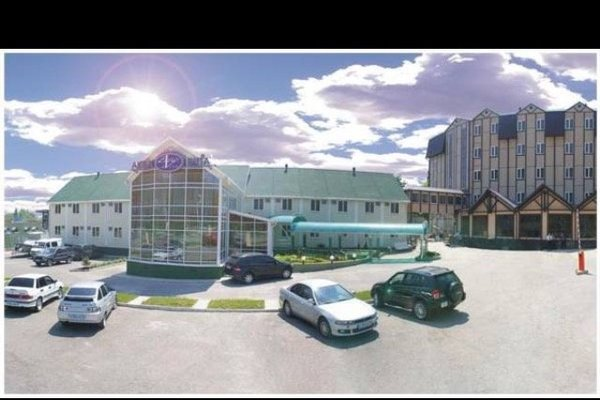 Гостиница Аква Вита - фото 22