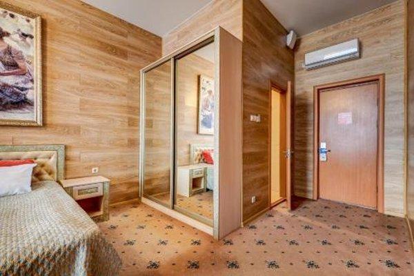Отель Галерея Парк - 10