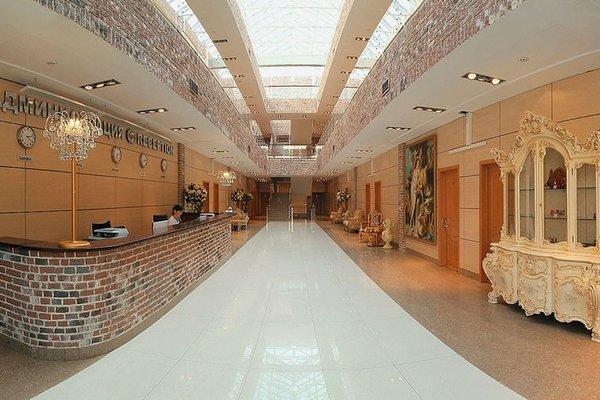Отель Галерея Парк - 17