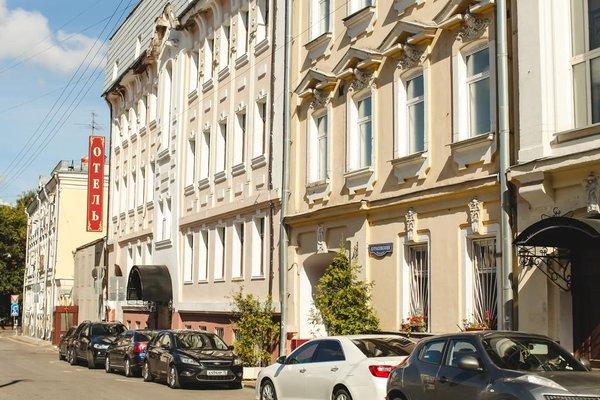Отель Эрмитаж - фото 22