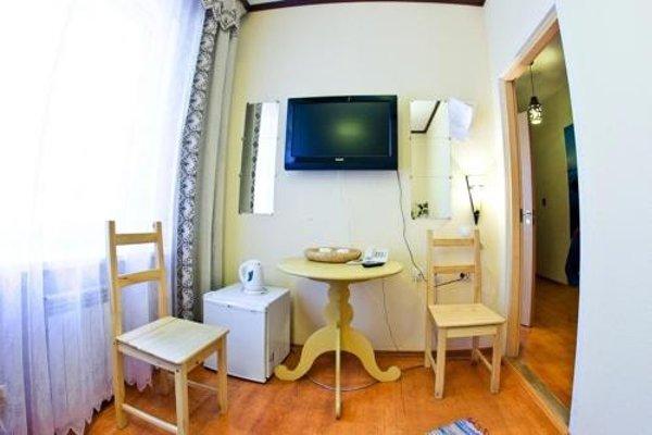 Эко Отель Большая Медведица - фото 22