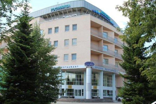 Отель Лагуна - фото 23