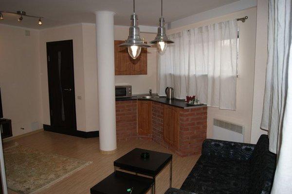 Гостиница Клубная - фото 17
