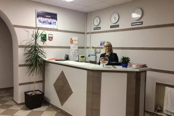 Гостиница Клубная - фото 19