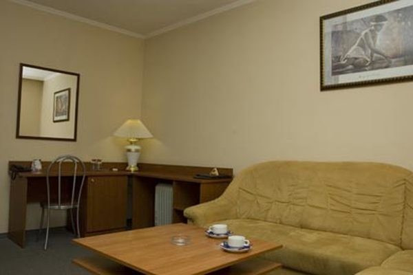 Гостиница Клубная - фото 5