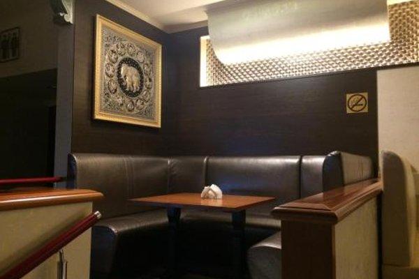 Гостиница Клубная - фото 8